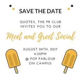 Meet & Greet Social